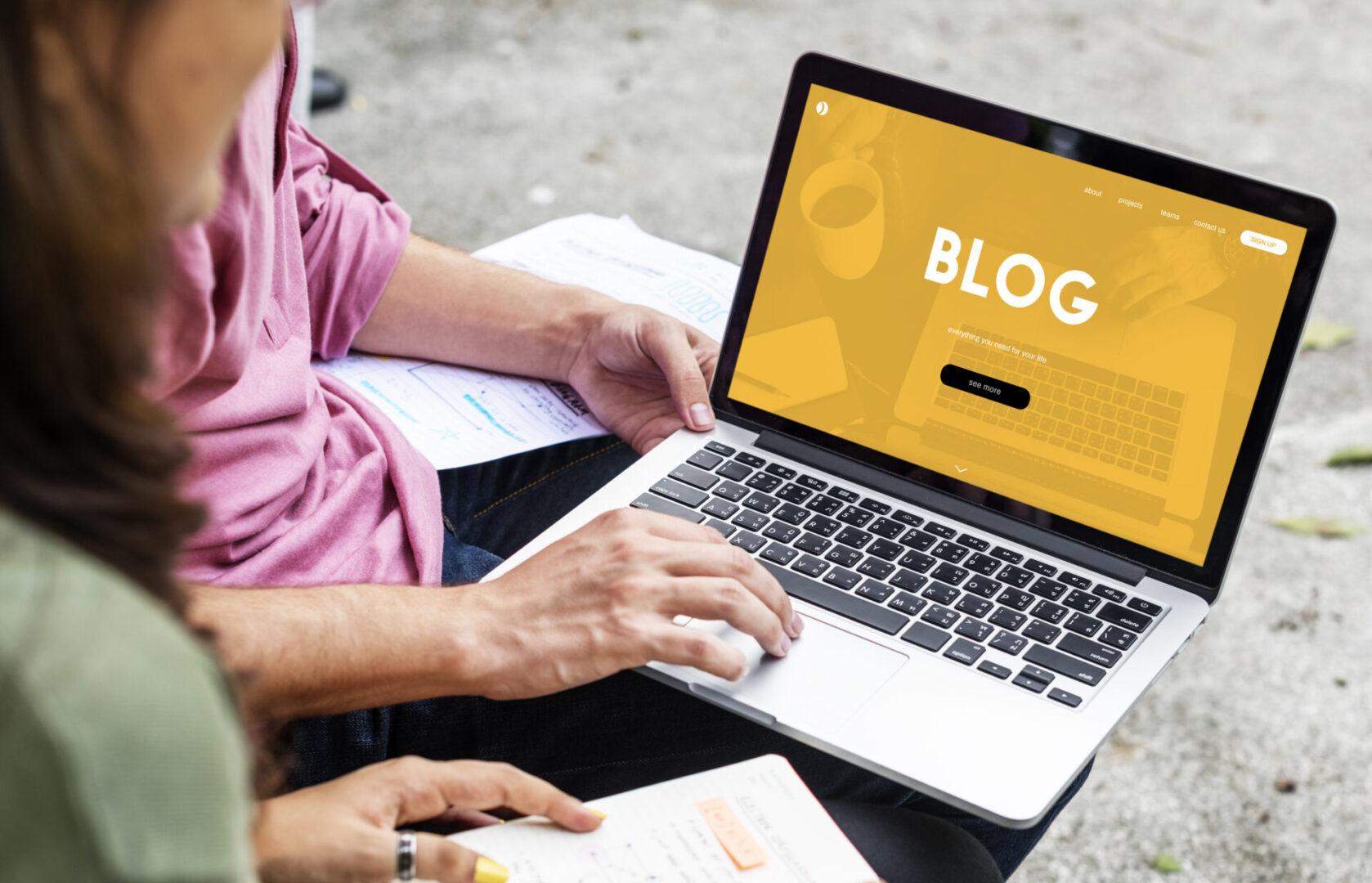 Vlog i blog w e-commerce