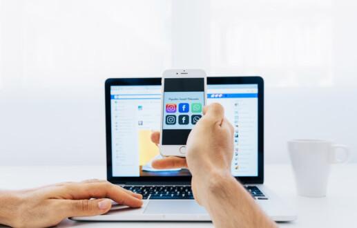 Sklep internetowy w mediach społecznościowych